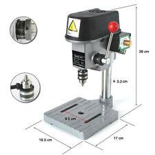 340W 220V Mini Drill Press Bench Wood Plastic Metal Open Hole Milling Machine