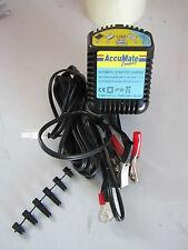 TecMate 12V @ 0.6A Cargador de batería de plomo-ácido & automotriz Euro Enchufe 549693