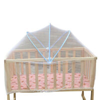 Universal Baby Cradle Bed Mosquito Nets Summer Baby Safe Arched Mosquitos Net