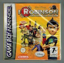 Game Boy Advance - I Robinson Una Famiglia Spaziale