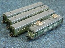 Lima SNCB Class 25 Train Continental HO Gauge M2 152J CL2 49253 Carriage Coach