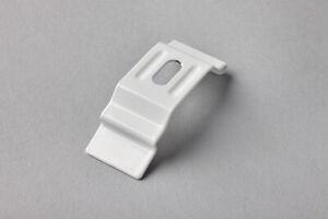 4 x Vertical Blind Top Fix Brackets / Clips for Slimline 28mm/29mm/30mm headrail