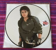 Michael Jackson ~ Bad 25th Picture Disc( Printed in USA ) Lp