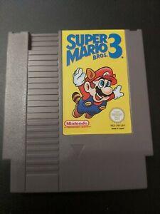 Nintendo NES Game - Super Mario Bros 3