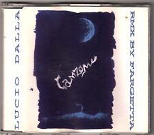 LUCIO DALLA cd singolo  CANZONE remix by FARGETTA raro! 1996 Italia