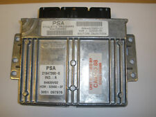 NEUF d'origine écu PEUGEOT 206 1.4i 8v écu Sagem s2000-3f 21647368