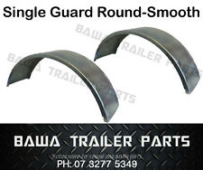 "Single Guard Round 8"" Smooth to Suit 13"" Wheels- Trailer Parts!"