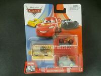 DISNEY PIXAR CARS MINI RACERS GOLD RAMONE RADIATOR SPRINGS 3 PACK FREE SHIP $15+