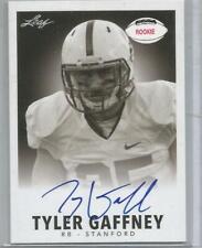 2014 Leaf Originals'60  #TG-1, Tyler Gaggney    Autographed ROOKIE Card