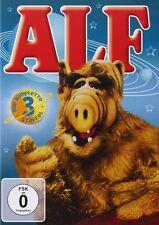 ALF TEMPORADA 3 TERCERA DVD NUEVO ( SIN ABRIR )