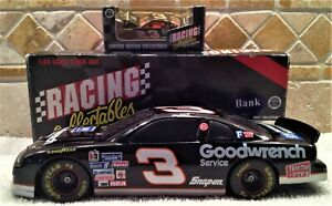 DALE EARNHARDT #3 Goodwrench 1995 RCCA Chevy Diecast 1/24 BW Bank Car 1 of 5016