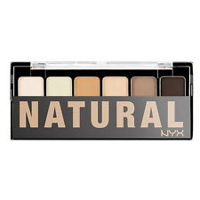 NYX The Natural Eye Shadow Palette TNS01
