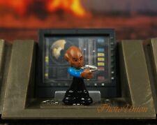 Hasbro Fighter Pods Micro Hereos Star Trek LIEUTENANT MADELINE Model Figure D8