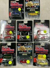 RACING CHAMPIONS TOY CAR LOT!8 Racing cars, all new/sealed.1:56 scale diecast