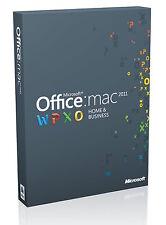 Microsoft OFFICE 2011 per Mac Home & Business