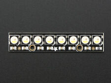 Adafruit NeoPixel Stick - 8 x 5050 RGBW LEDs - Warm White - ~3000K