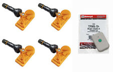 New TPMS Sensor Set With Ford TPMS Reset Tool Fits 2006 2007 Ford Freestar