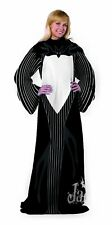 Nightmare Before Christmas Thin Jack Full Body Comfy Snuggie Blanket