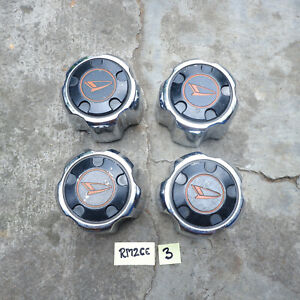 Daihatsu Wheel Center Cap may fit Daihatsu Feroza Taft Rocky 4Pcs NOS