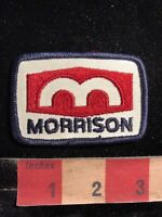 Vtg MORRISON Advertising Patch 83X3