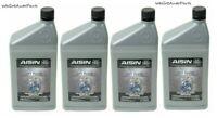4 Quarts Set Auto Trans Fluid Aisin ATF-HCV Honda Accord Civic Fit HR-V Acura EL