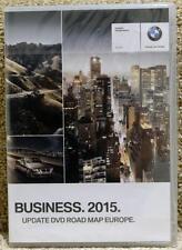 BMW Sat Nav DVD 2015 Carte Routière Europe Professionnel mise à jour-NEUF