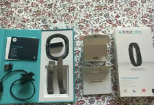 Fitbit Alta Sleep Fitness Activity Tracker Original Strap, Charger & Spare Strap
