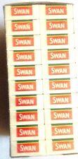 FULL BOX SWAN MENTHOL EXTRA SLIM CIGARETTE FILTER TIPS 120 TIPS x 20 Boxes