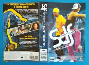 Solo Copertina Fascetta Inlay SDF Street Dance Fighters Columbia no vhs dvd lp