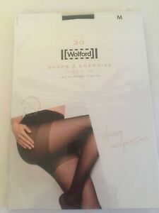Wolford Miss W30 Leg support in Medium in Black UK 12-14 perfect condition