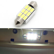 DC 12V Car Dome 5630 SMD 9-LED Bulb Double Tip Light Interior Festoon 36MM White