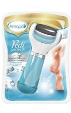New Pedi Perfect Electronic Foot File Dry Foot File, Callous Remover for Feet