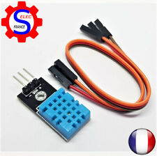 Temperature and Relative Humidity Sensor DHT11 Module with Cable for arduino 108