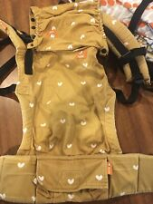 Tula Free To Grow Yellow Play Baby Carrier