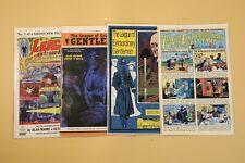 Alan Moore LEAGUE OF EXTRAORDINARY GENTLEMEN Vol 1, #1, 4, 5, 6 Four Comics