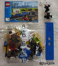 Lego® City Treibstoff Waggon mit Gabelstapler (60052) NEU 7939 7938 3677