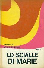 CANCOGNI Manlio (Bologna 1916), Lo scialle di Marie