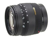 Sigma Lens Zoom 18-50mm F 3.5-5.6 DC A-Mount Sony Alpha (Réf#V-905)