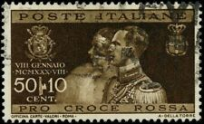 Italy 1930 stamps commemorative USED Sas 270 CV $5.50 180617115