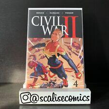 CIVIL WAR II (2) 4, MARVEL, 2016. 1st Appearance of Immortal She Hulk