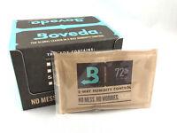 Boveda Befeuchter 72 % groß - 12 x Humidorbefeuchter Klimasystem Zigarren Tabak