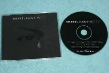 Michael Jackson Maxi-CD Cry - 4-track CD incl. Video - 672138 2