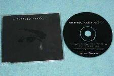 Michael Jackson Maxi-CD Cry - 4-track CD incl. Video - 672138 2