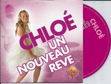 CHLOE - Un Nouveau Rêve CD SINGLE 1TR JUNIOR EUROSONG 2008 BELGIUM Eurovision