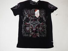 Men's Large Xzavier Limited Registered Trademark Authentic  Quality Black Shirt