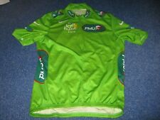 TOUR DE FRANCE 2010 NIKE GREEN POINTS CLASSIFICATION  CYCLING JERSEY [M].