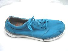 Teva 10M Wander Lace Up blue trainers womens ladies tennis sneakers shoes 107765