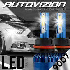 2x Cob 488W 9007 Hb5 Led Headlight Kit High Low Dual Beam Bulbs 48800Lm White Ey (Fits: Firefly)