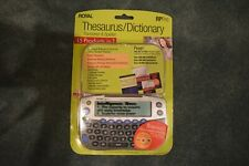 Royal Thesaurus Dictionary Rppro Translator & Speller 15 Products in 1