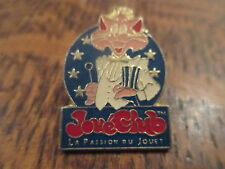 pin's joué club la passion du jouet (sans attache)